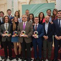 Greening, premiada por la Junta de Andalucía por su labor innovadora