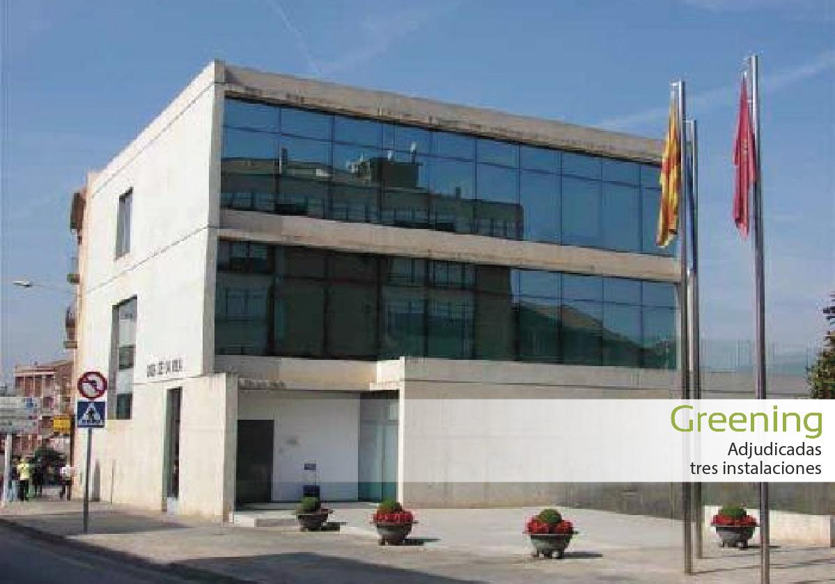 El Ayuntamiento de Sant Fruitós de Bages (Barcelona) adjudica a Greening el contrato para la ejecución de tres instalaciones fotovoltaicas. Serán para el Ayuntamiento, la Biblioteca y el edificio Nexo-Espacio de Cultura del municipio.