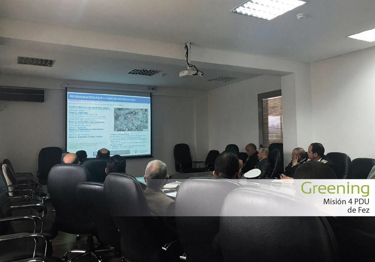 Mission 4 du Plan de Déplacements Urbains de Fès / Misión 4 del Plan de Movilidad Urbana de Fez