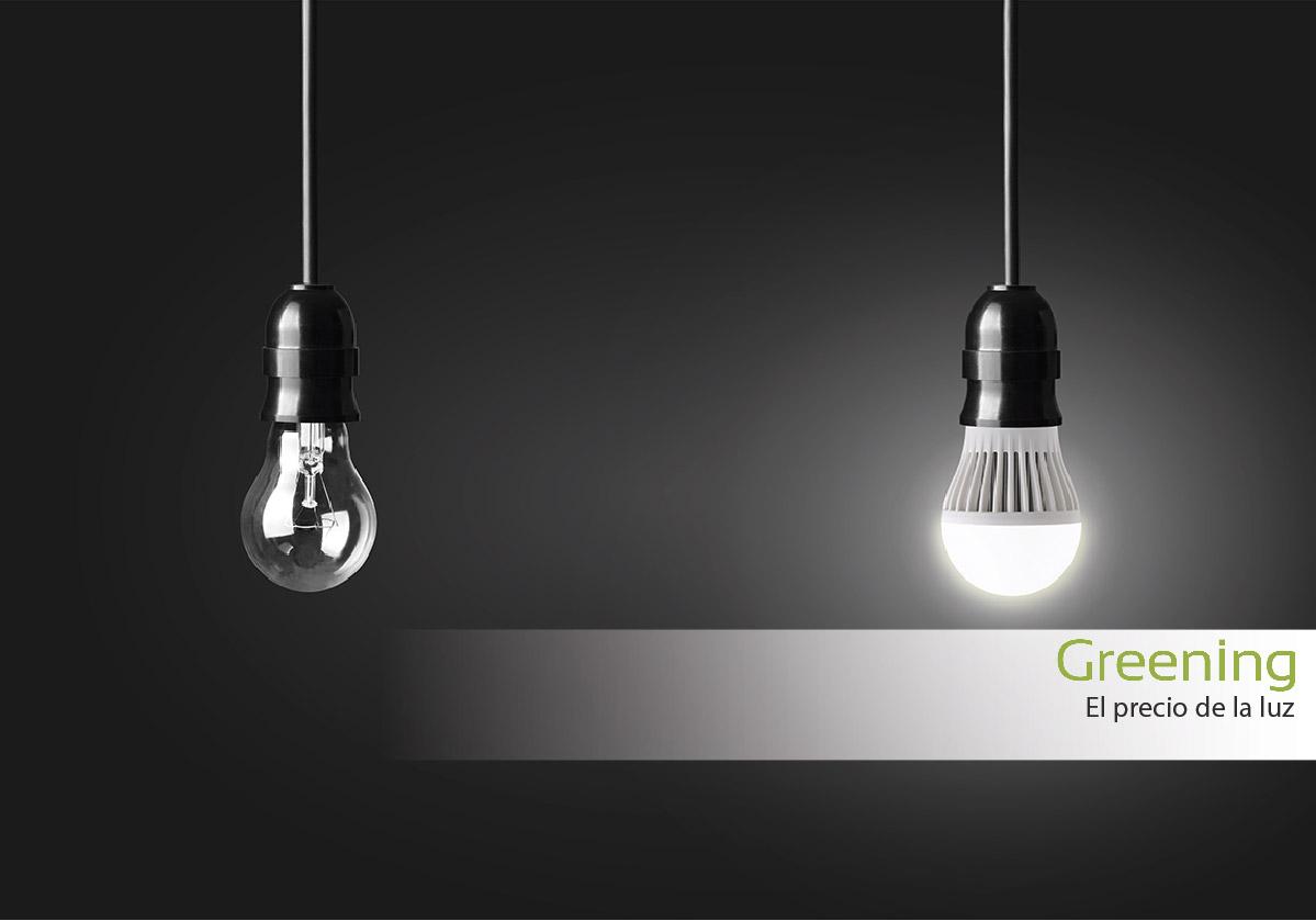 El precio de la luz: un incremento incesante