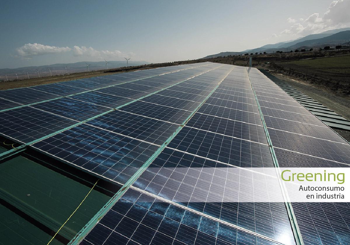 Autoconsumo energético en industria: el paso para ahorrar y cuidar el planeta