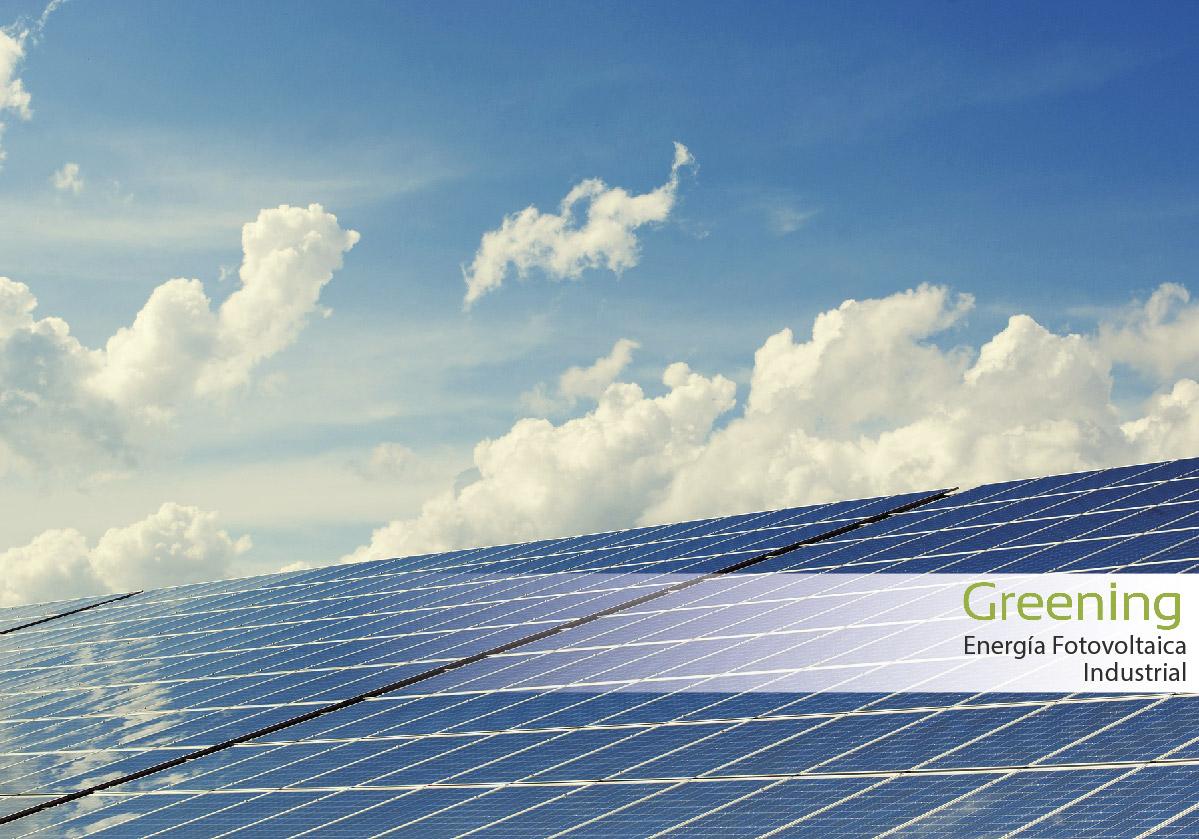 La energía fotovoltaica industrial: presente y futuro