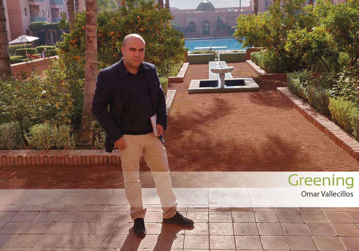 """Omar Vallecillos: """"En África, Greening ya tiene firmados 2mW para ejecutar en el primer semestre de 2020″"""