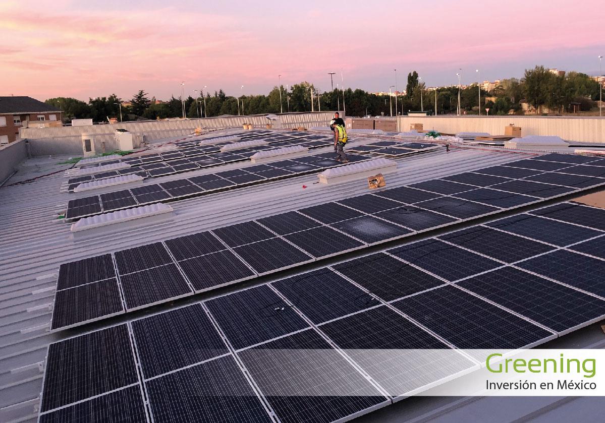 COFIDES financiará la inversión de Greening para su implantación en México
