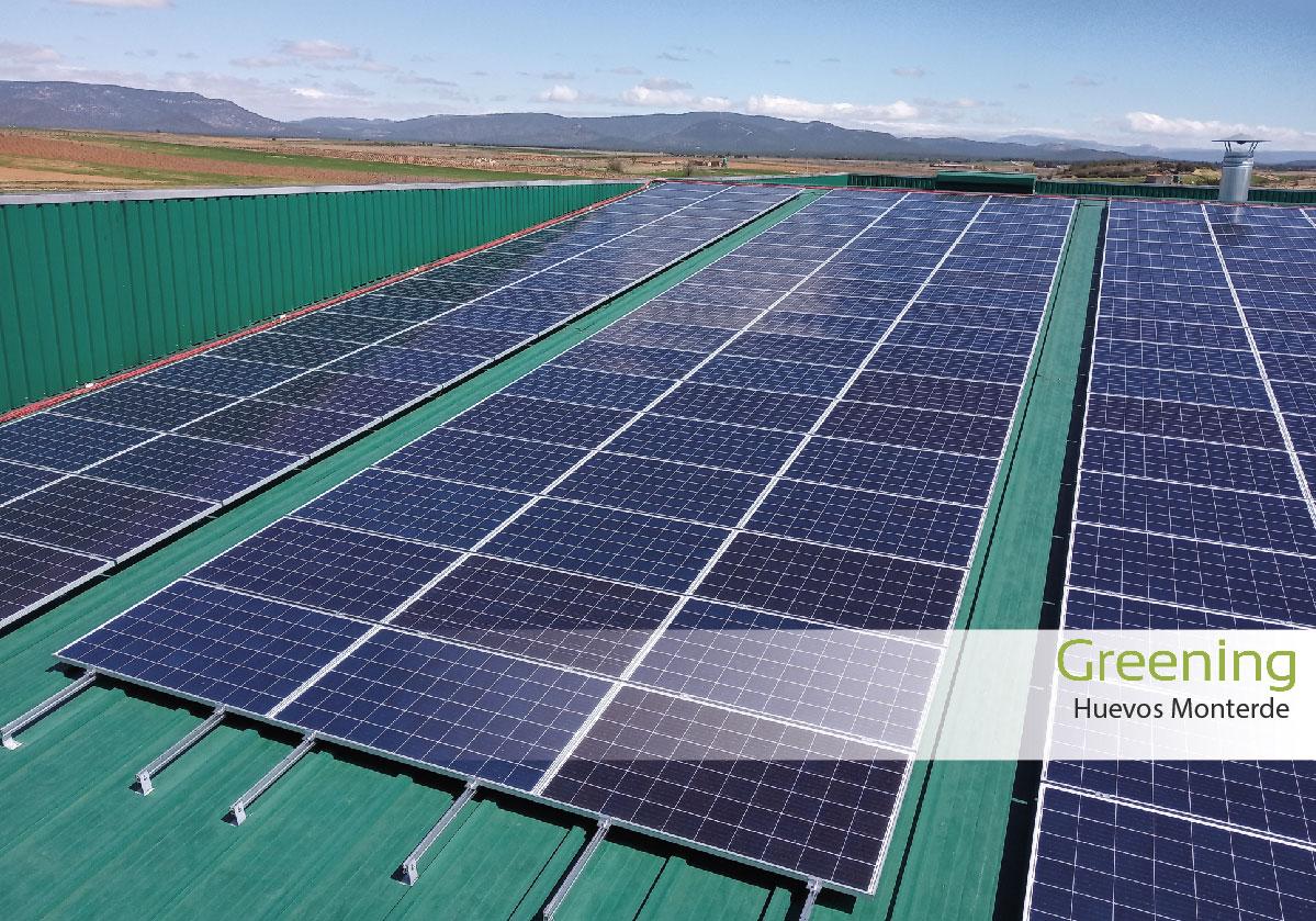 Instalación fotovoltaica de 140 kWp en Valencia