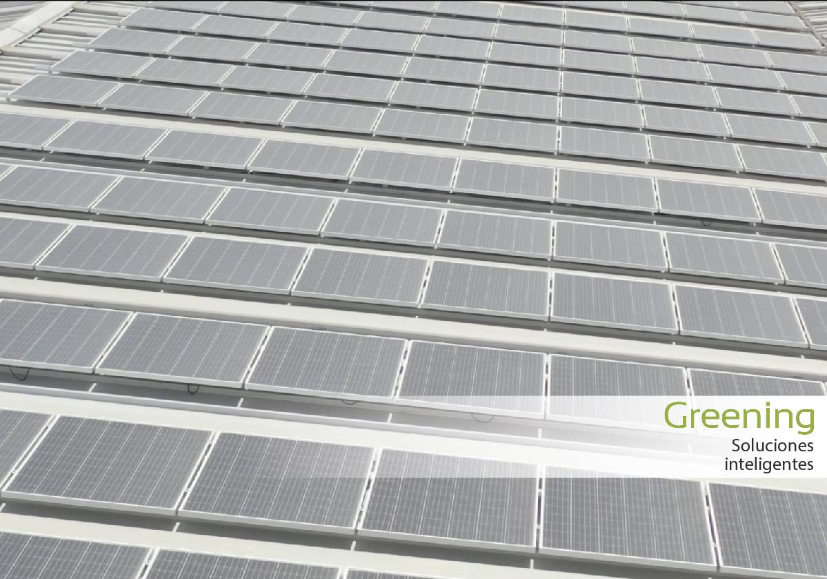 Greening-e, soluciones inteligentes de energía