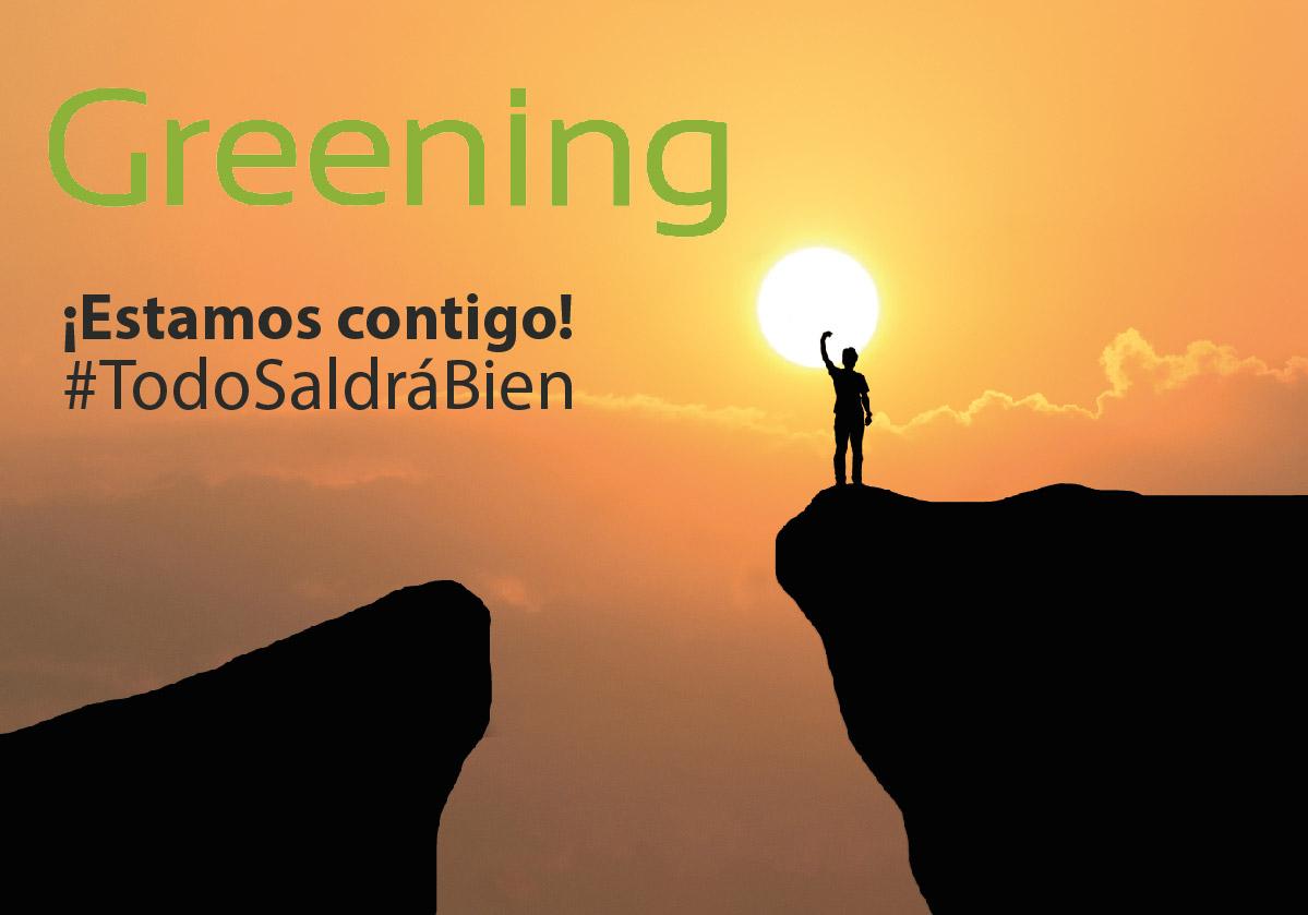 En Greening estamos contigo
