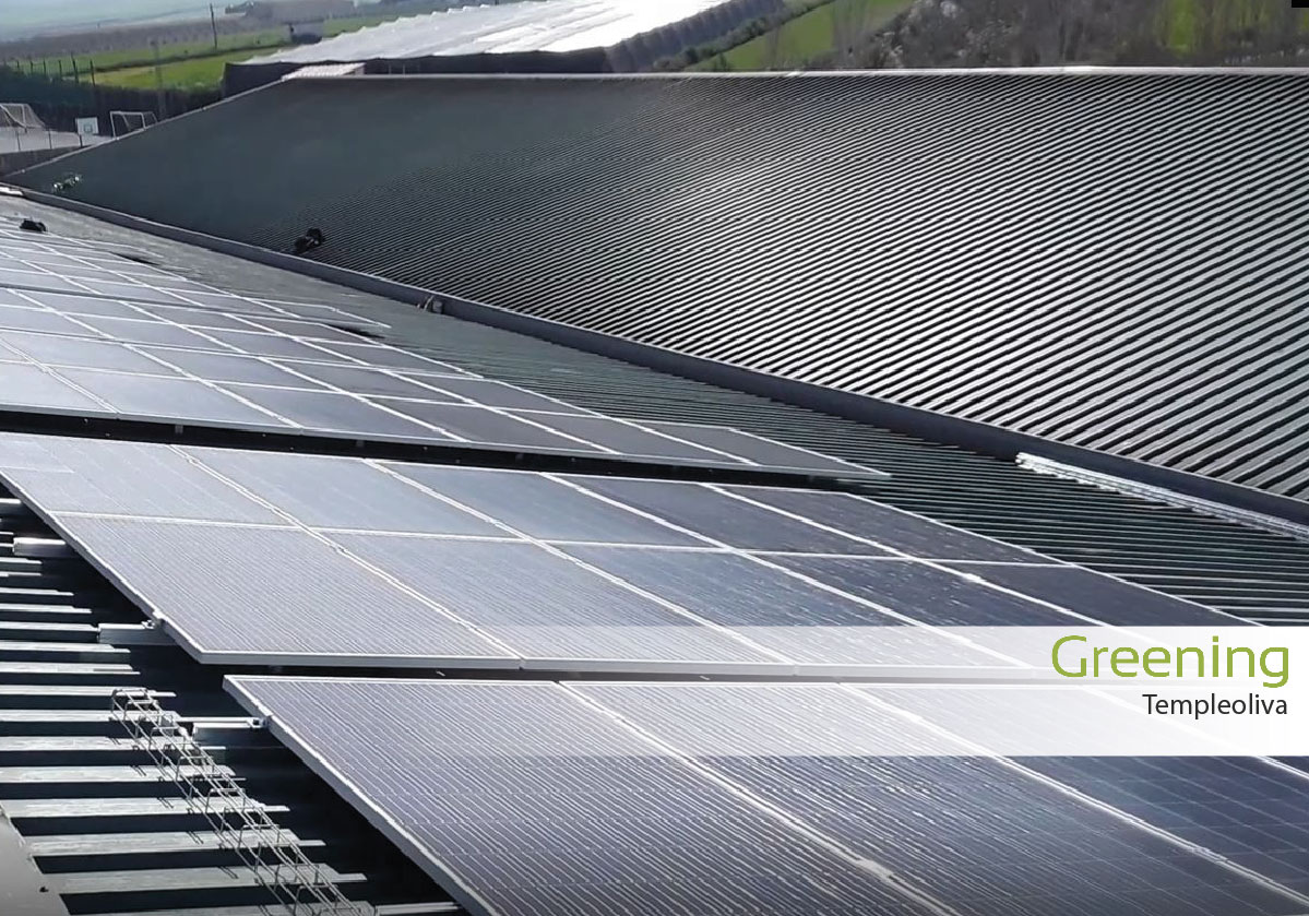 Instalación fotovoltaica de 35,84 kWp en Granada